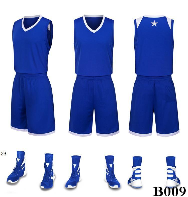 2019 Mens New Blank Edition Basketball Jerseys Custom name custom number Best quality size S-XXXL GREEN WHITE BLACK BLUE FVV6Y2