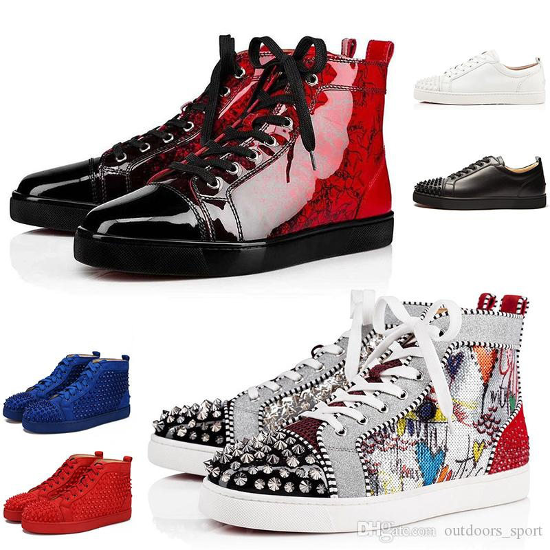 chaussure de luxe homme louboutin