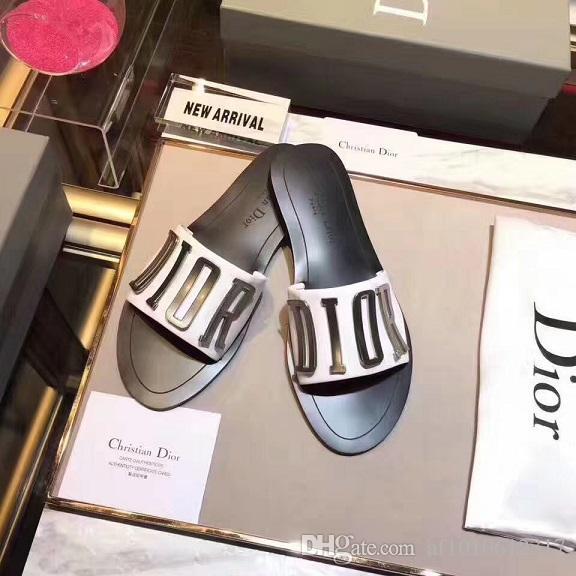 2020 primavera e foglio di pacche serie di strada di denaro estate per gustare la casa che pantofola per la donna alla moda di uscire pantofola 36-44
