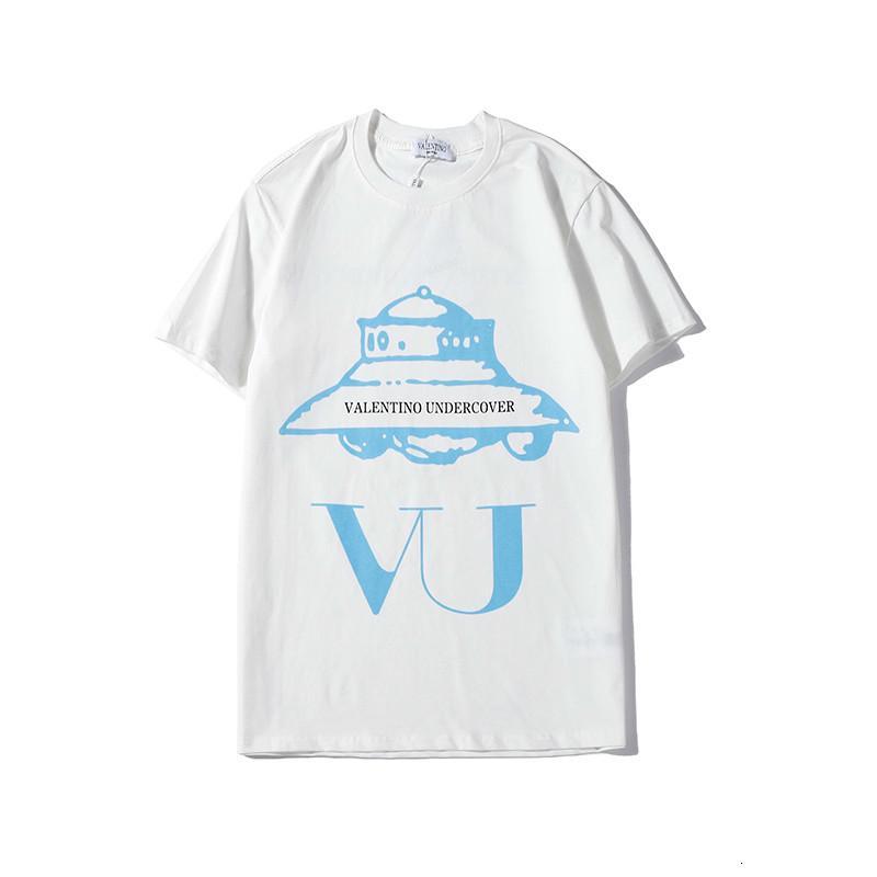 Hommes T-shirt décontracté T-shirt décontracté Taille M-3XL confortable Joker WSJ028 # 1116168