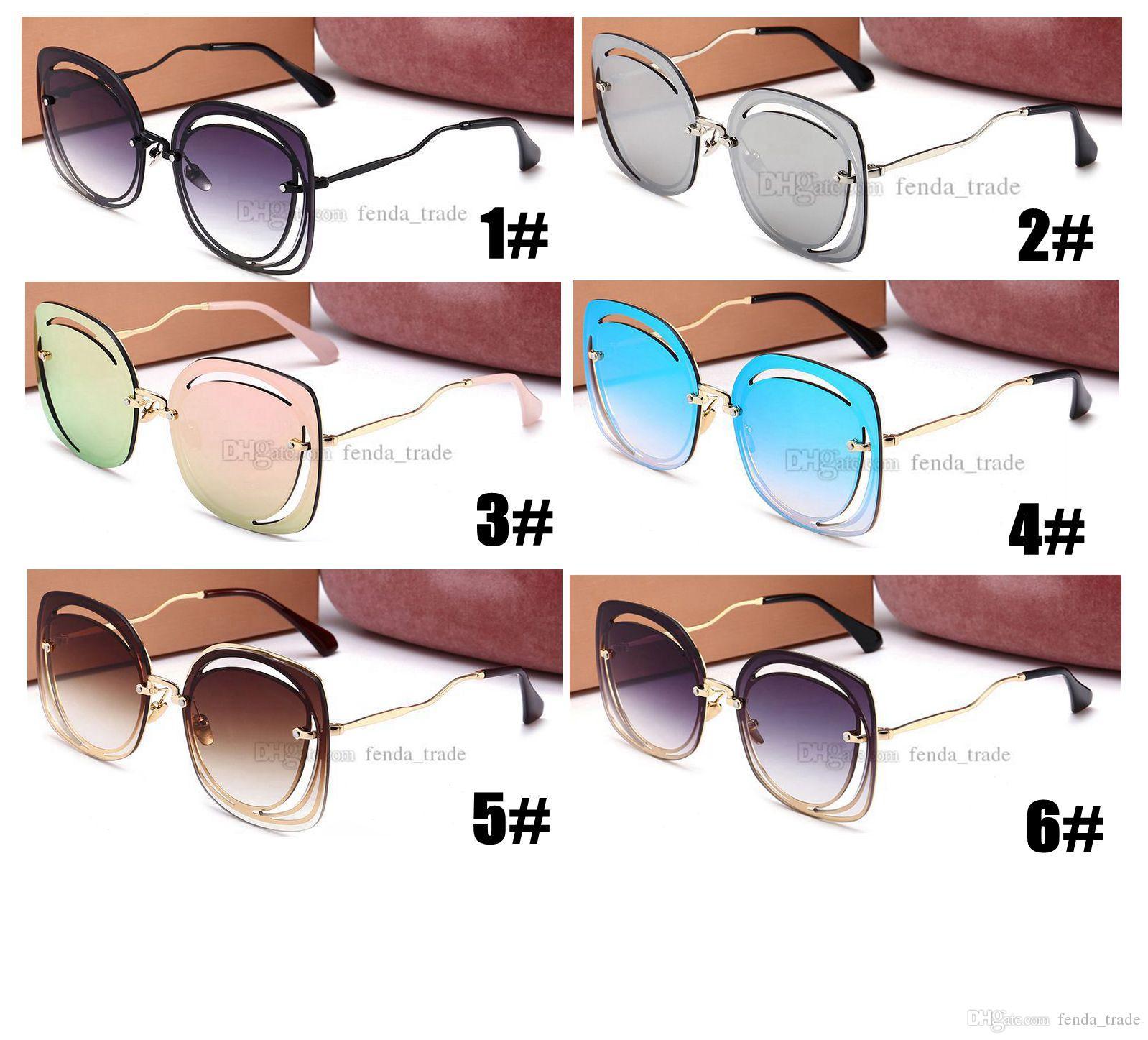 Runde aushöhlen vintage fashion hot designer rose gold spiegel sonnenbrille für frauen metall reflektierende uv400 objektiv sonnenbrille weibliche oculos