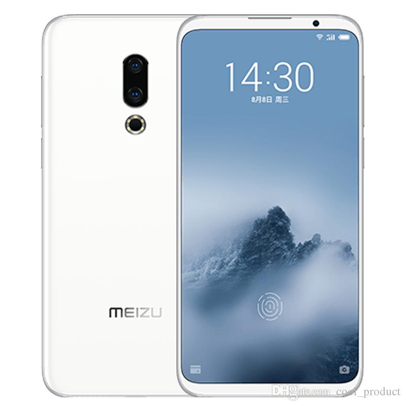 "Original Meizu 16th Plus 4G LTE Cell Phone 6GB RAM 128GB ROM Snapdragon 845 Octa Core Android 6.5"" 20.0MP Fingerprint Face ID Mobile Phone"