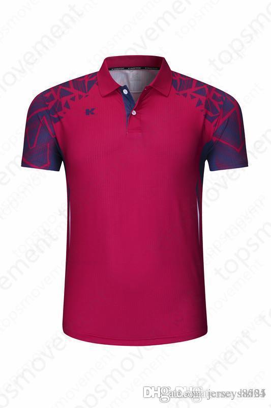 Lastest Мужчины трикотажные изделия футбола Горячие продажи Открытый одежда Футбол одежда высокого качества 2020 00351a