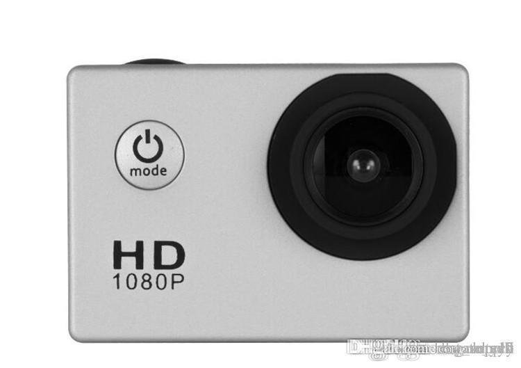 SJ4000 نمط a9 2 بوصة شاشة lcd 1080 وعاء كامل hd عمل الكاميرا 30 متر ماء كاميرات خوذة الرياضة البسيطة dv سيارة dvr 2019