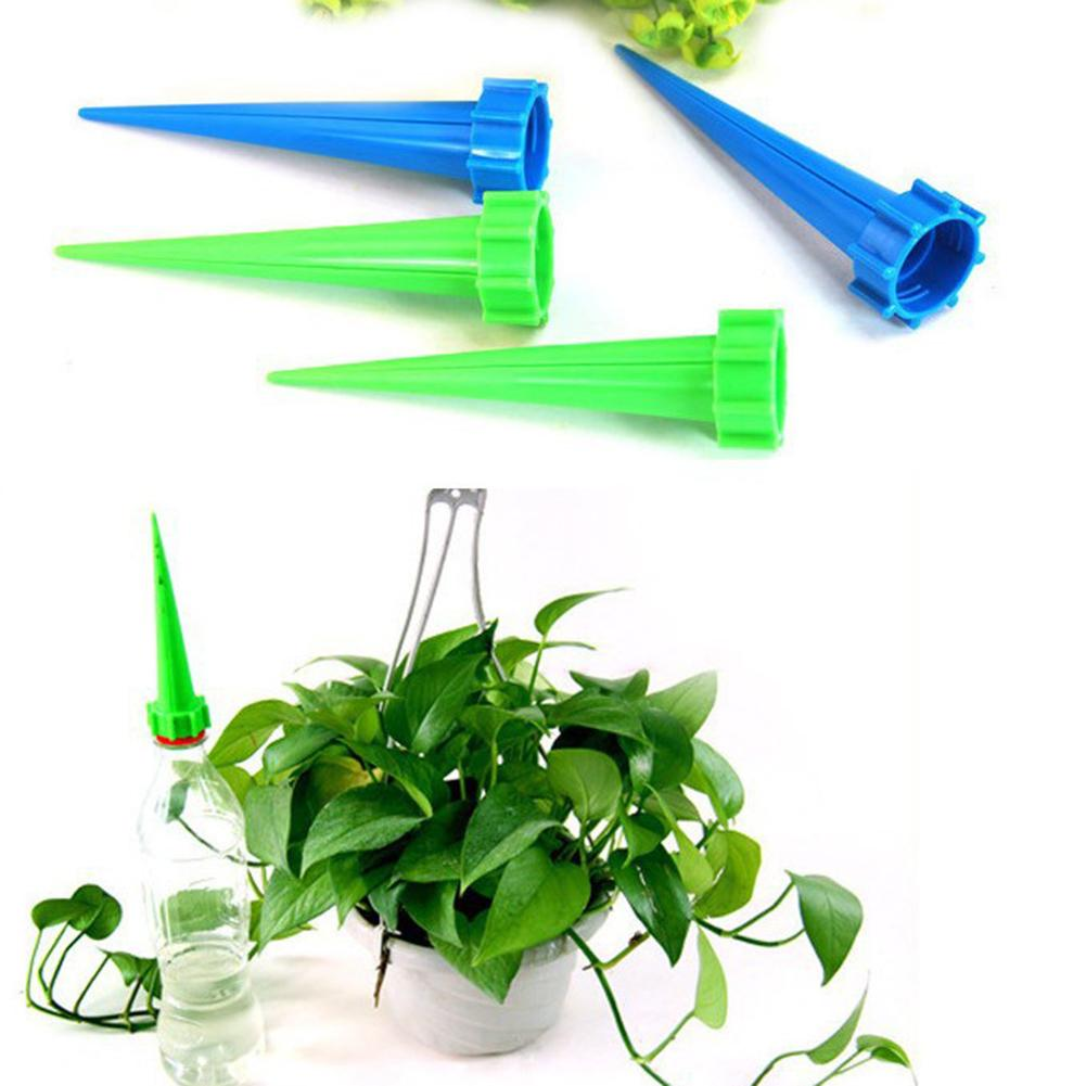 4Pcs//lot Environmental Indoor automatique plantes en pot fleur arrosage Spikes