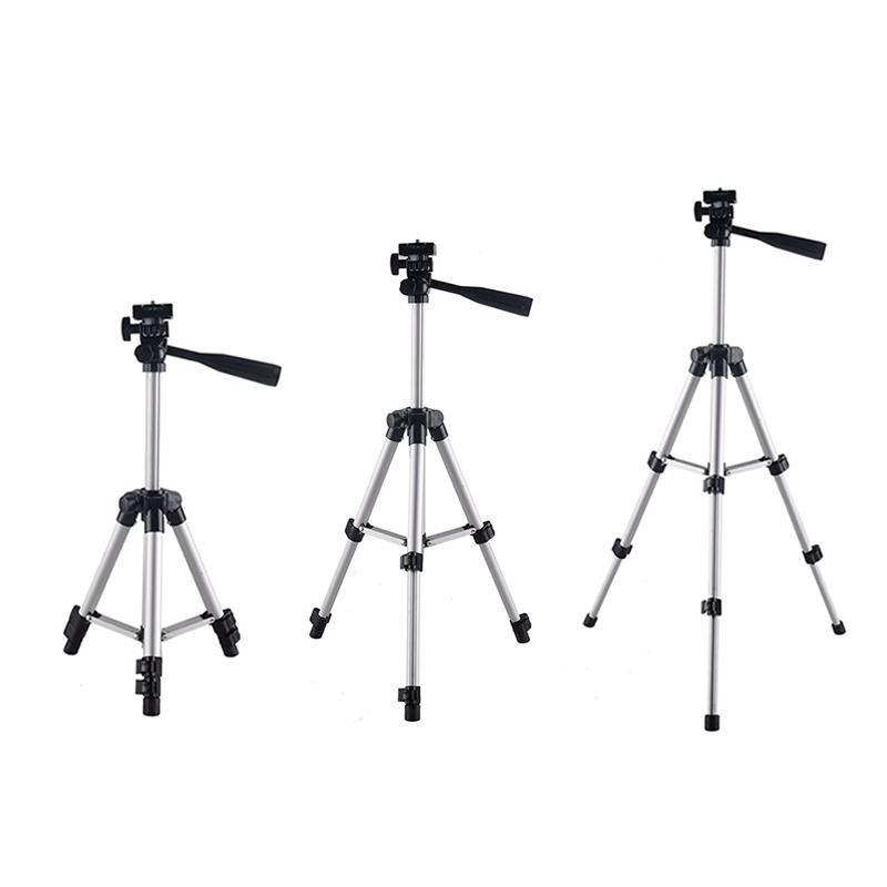 Açık Balıkçılık Lamba Dirseği Evrensel Taşınabilir Kamera Aksesuarları Teleskopik Mini Hafif Tripod ZZA282 Tutun Standı