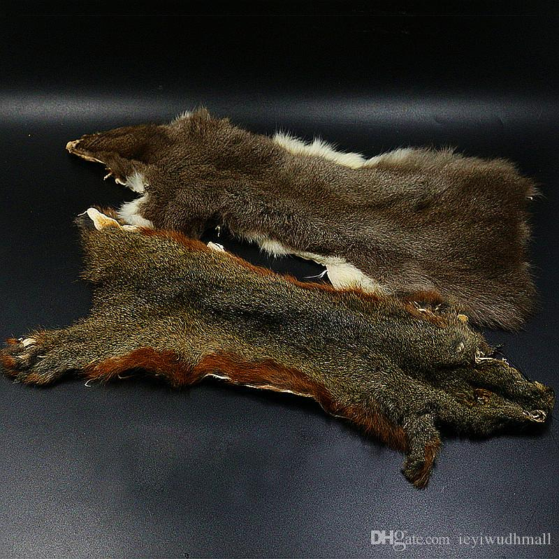 Pine Tree Squirrel Tail /& Whole Skin Combo 6-7/'/' Fly Tying Hairs/& Furs Materials