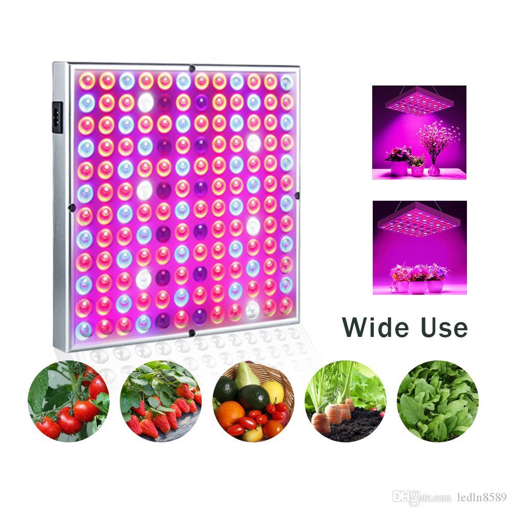 الصمام نمو الخفيفة فيتو مصباح 45W مصباح للمصنع AC85-265V Phytolamp على النباتات الطيف الكامل للنباتات زهرة الشتلات زراعة