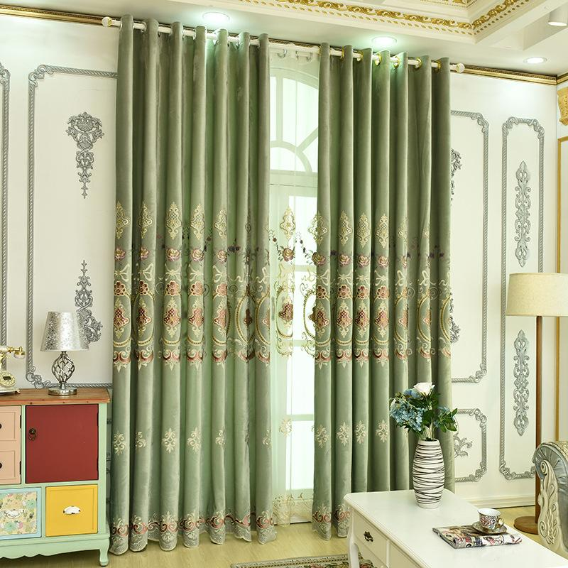 2021 Contracted European Tapestry Curtains For Living Dining Room Bedroom From Raymonu 18 7 Dhgate Com