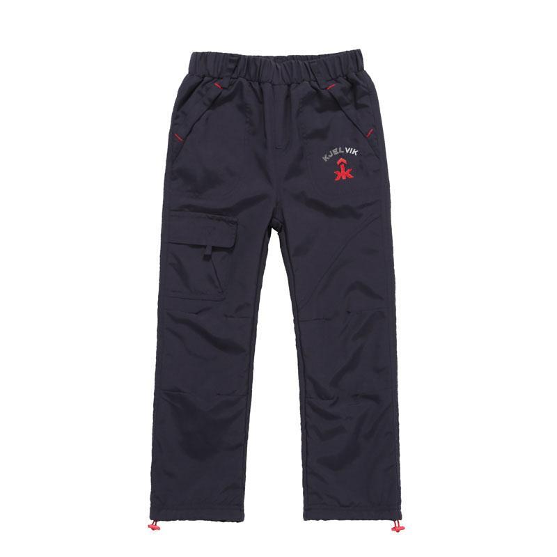 2020 chaud épais Winte Printemps Automne adolescent Big Boys Pantalons simple coton Pantalons Pantalons longs garçons Enfants Enfant Vêtements JW2099