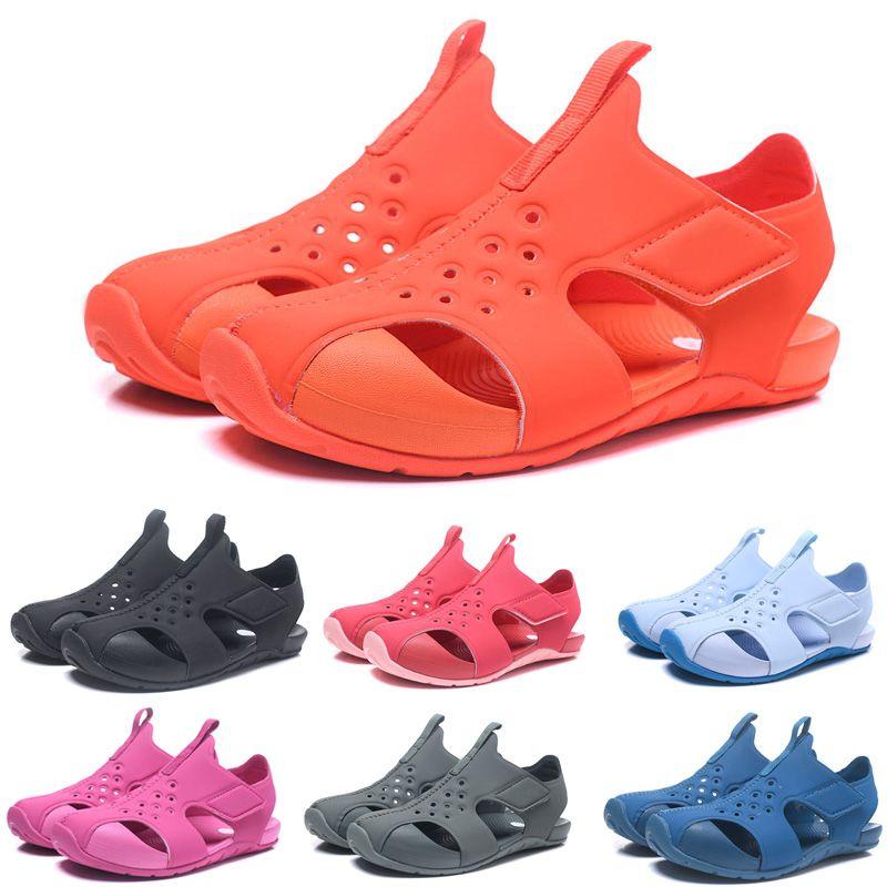 2020 estate Sunray Sunray Ice Cool Sandalo Sandalo Scarpe per bambini Boy Girl Youth Kid Dimensione 22-35