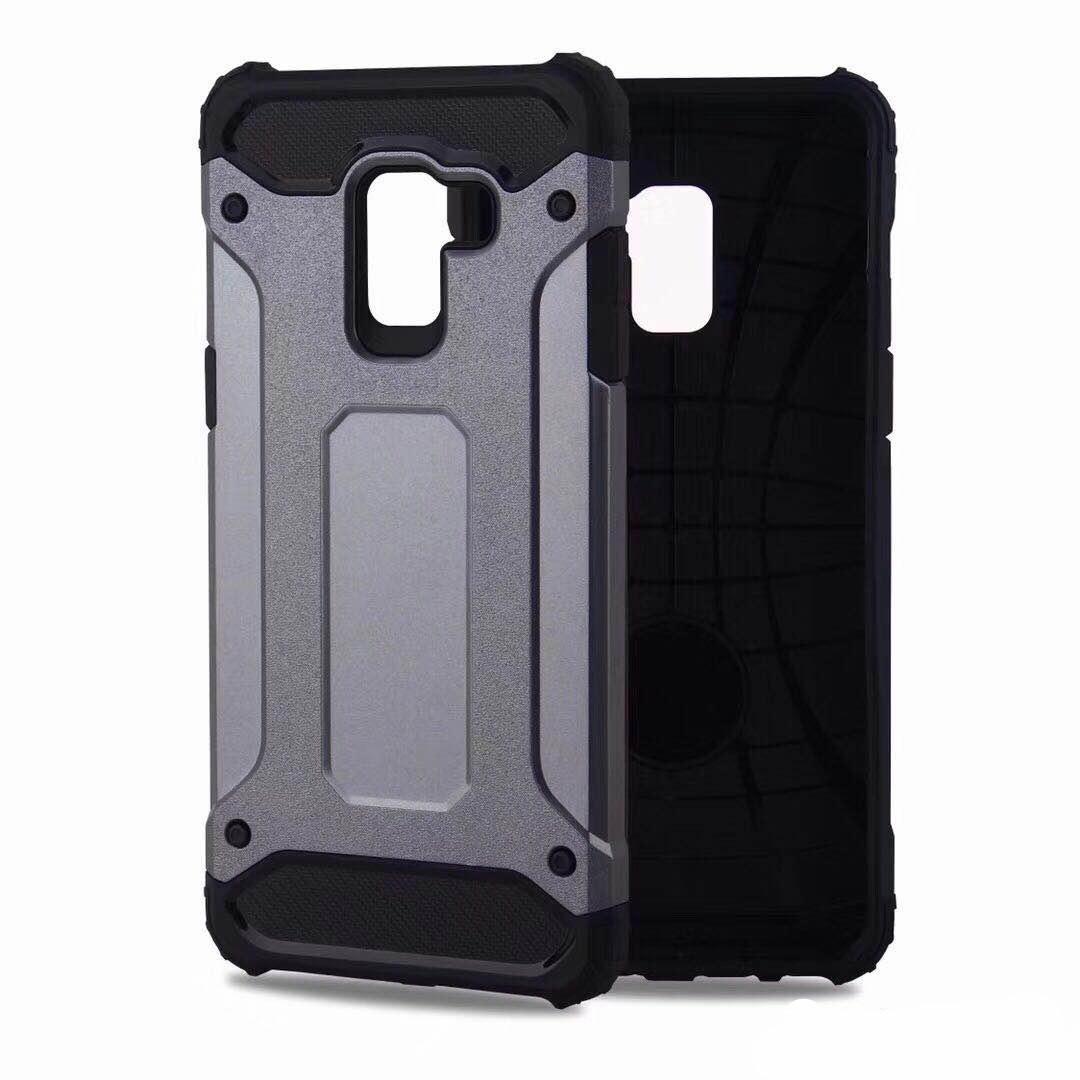 Para Motorola G G2 G3 G4 G5 G5 G6 G7 más juego de poder TPU PC híbrido 2 en 1 contra caída a prueba de golpes caja del teléfono del protector