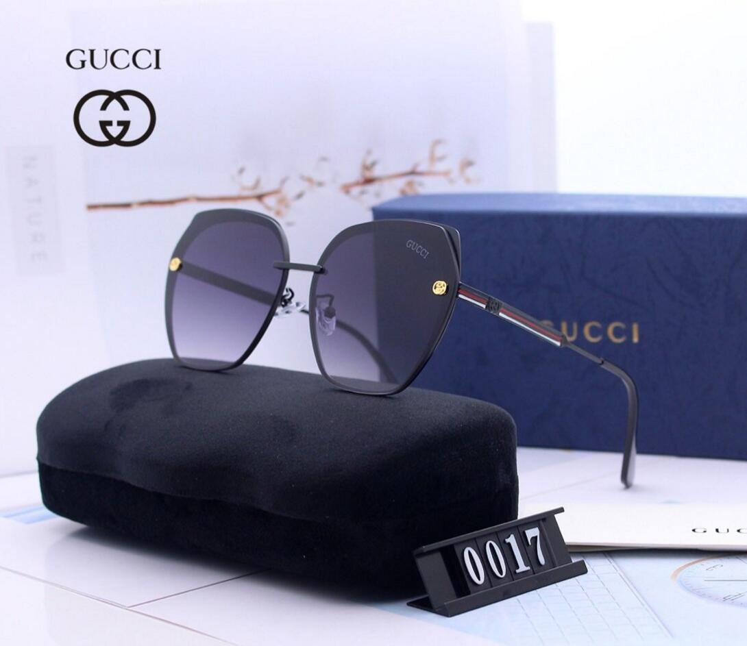 2020 vendita calda di vetro di disegno di marca degli occhiali da sole di marca Pilot Vintage Occhiali da sole UV400 banda Uomini Donne Ben telaio in metallo Lens 26