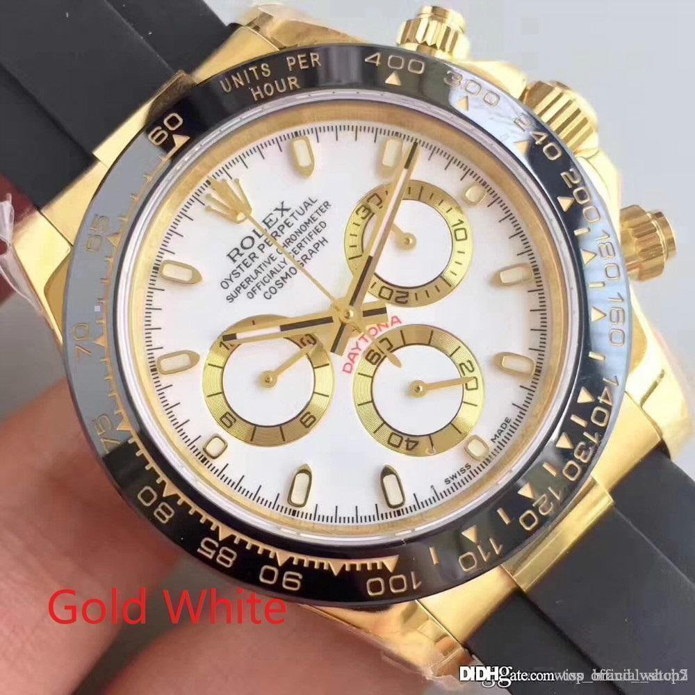 عام 2020 توب براندز جديدة الوافدين Mens Automatic Mechanical Stainless Watches Man Watch Good Quality Watchs