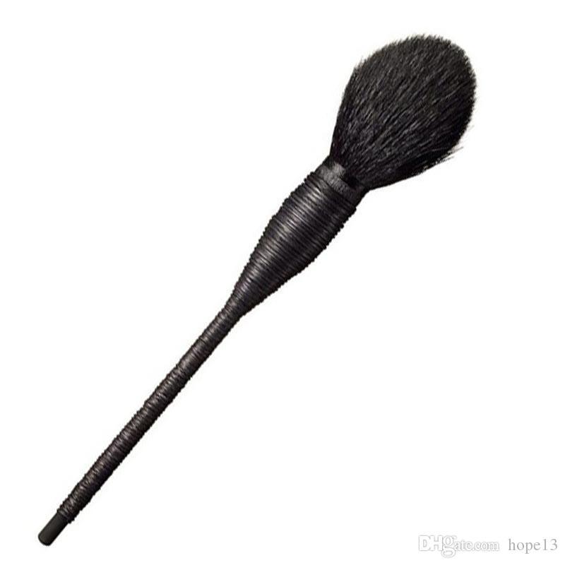 50pcs Ziegenhaar 100% Yachiyo Kabuki Pinsel 27 # Powder Blush Foundation Make-up Pinsel-Set pinceis maquiagem.