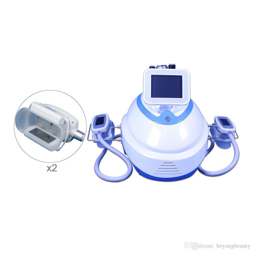 5 in 1 cryolipolysis forma criolipolisis crio cupping vuoto freddo terapia tecnologia pelle crio raffreddamento per corpo macchina congelamento grasso portatile
