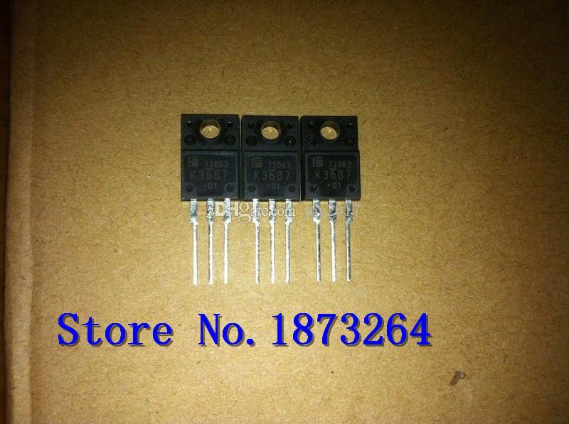 Frete grátis 2SK3687-01MR K3687 2SK3687 TO220 Novo e original 10 PÇS / LOTE