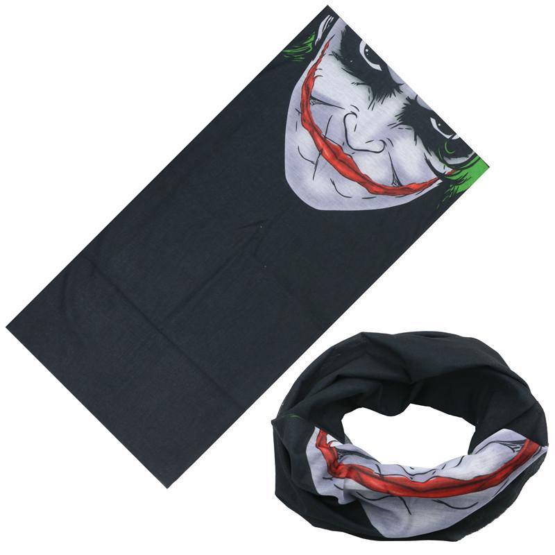 500pcs/Outdoor Hiking Bandana Scarves Riding Camping Climbing Scarf Men Women Headwear Decorations Cover For Neck Bandanas Fashion Mask