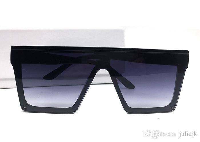 Con marco Nuevo Extranjero Popular Gafas de Sol Men Box Shades Summer Vintage Square Mujeres UV Protección Eyewear Nueva Moda Cotco