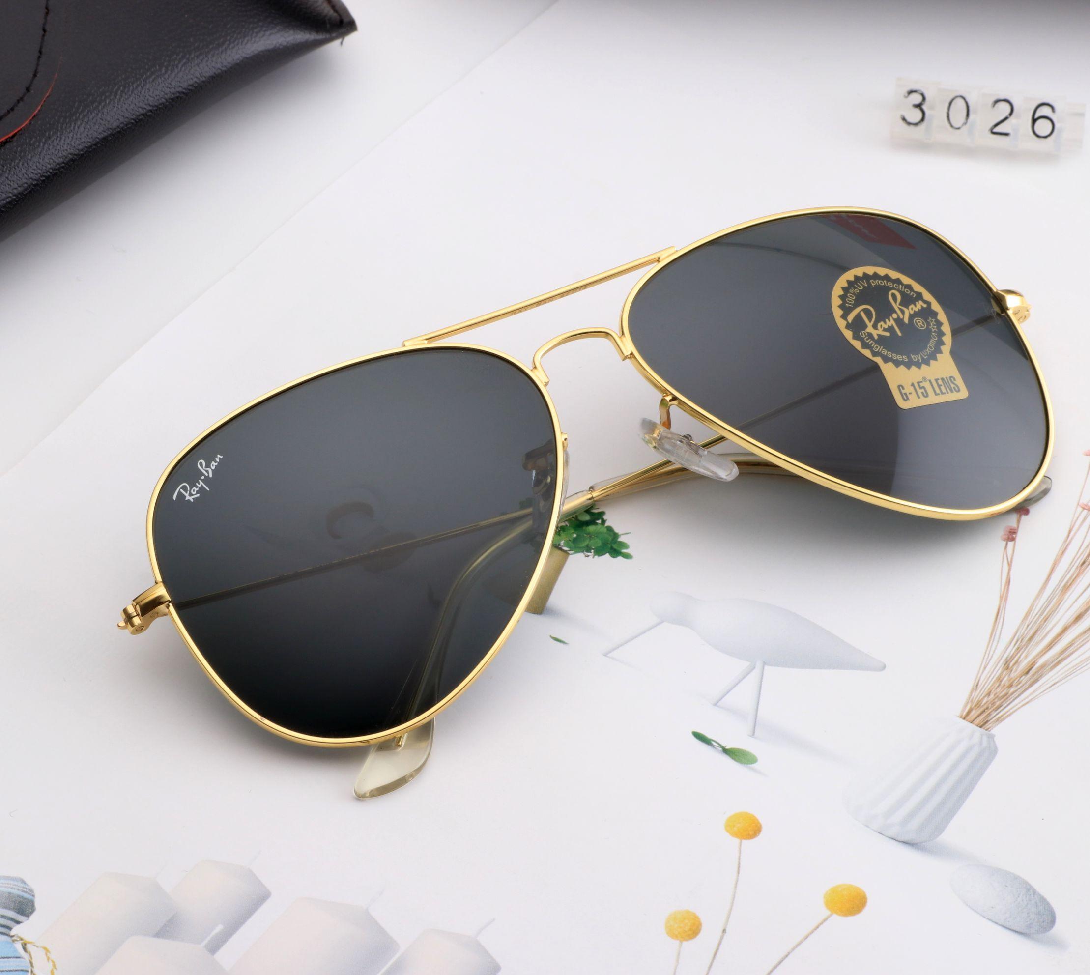 new ray ban sunglasses 2019 men's