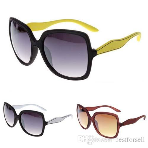 Quadro Big Vintage Sunglasses Homens Mulheres mista clássico cores Designer 32a1 Driving Oversized UV400 óculos de sol com casos