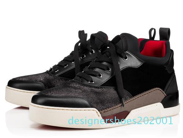 Venta caliente de alta calidad AURELIEN rojos zapatos inferiores en Zapatos zapatilla de deporte Deportes plana AURELIEN las zapatillas de deporte de cumpleaños d01 boda