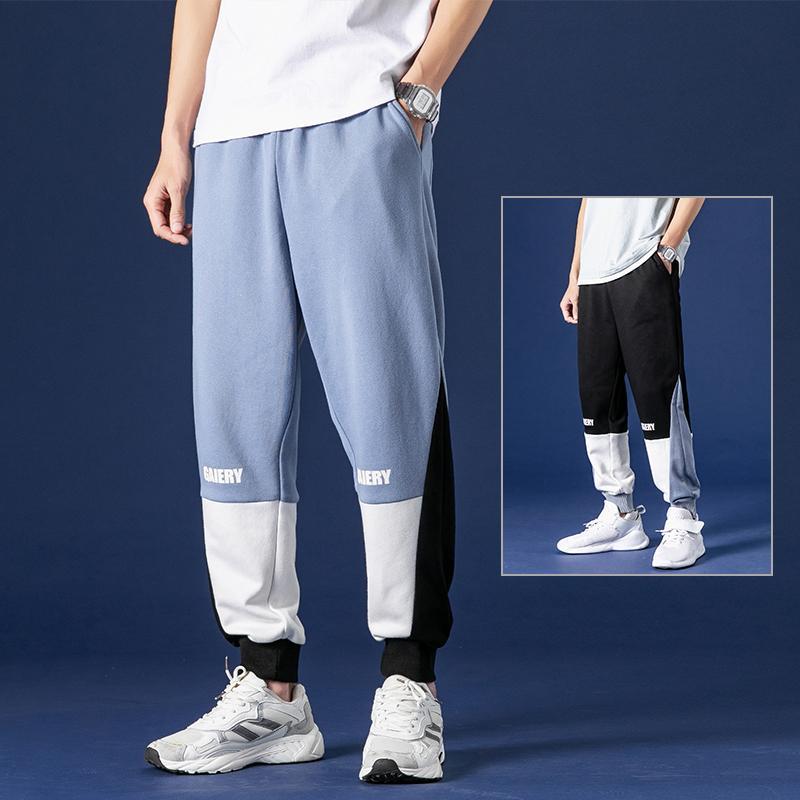 Uomo pantaloni 2020 primavera e in autunno nuovi Toe pantaloni da uomo Casual Pantaloni sportivi lunga fino alle caviglie