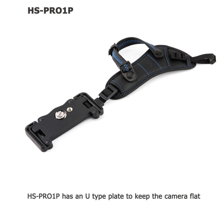Camera Wrist Carrying Belt Holder Genuine Leather Hand Grip Strap for Canon/Nikon/Sony/Fujifilm/Olympus/Pentax/Panasonic