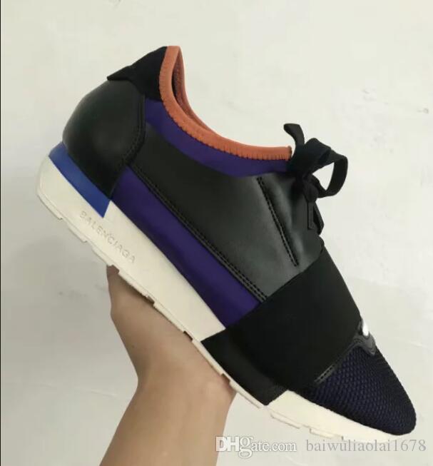2019 новая мужская мода Арена High-top бычья кожа морщины трещины кожа зашнуровать zapatos hombre французский стиль кроссовки kanye west обувь