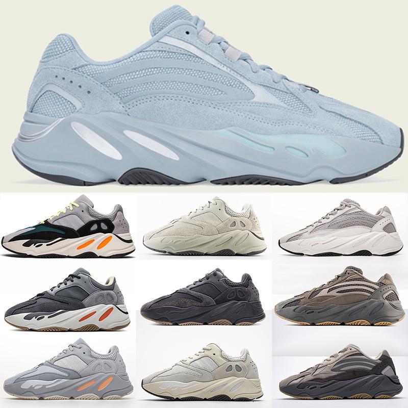 700 2 Tr Versiyon V Hastanesi Mavi Mıknatıs Tephra Utility Siyah Vanta Erkekler Koşu Ayakkabı Kadınlar Tasarımcı Sneakers Geode Dalga Runner Waverunner