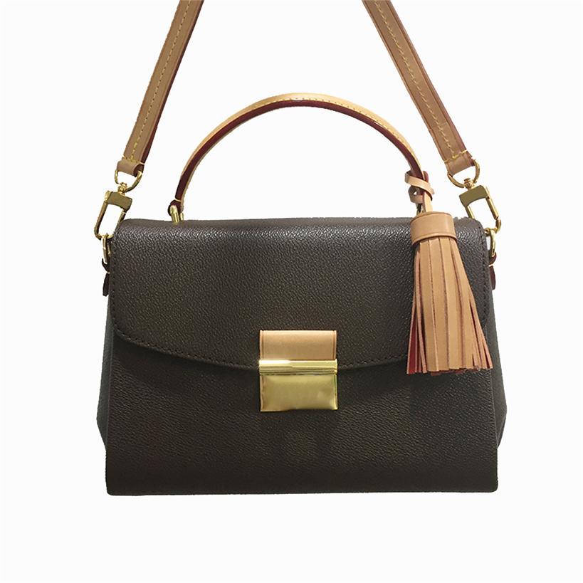 어깨 가방 토트 백 여성 핸드백 여성 토트 핸드백 크로스 바디 가방 지갑 가방 가죽 클러치 가방 지갑 패션 Fannypack 77 (661)