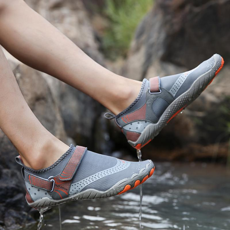 aqua zapatos hombres mujeres niños zapatos de agua voleibol de playa natación buceo vadeo de secado rápido de la aptitud de la yoga