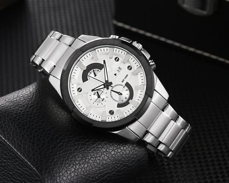 homens mestre Quartz Big Bang homem quente data dos homens analógico relógio de quartzo Moda Esporte Relógio de pulso de alta qualidade assistir esportes relógios dos homens