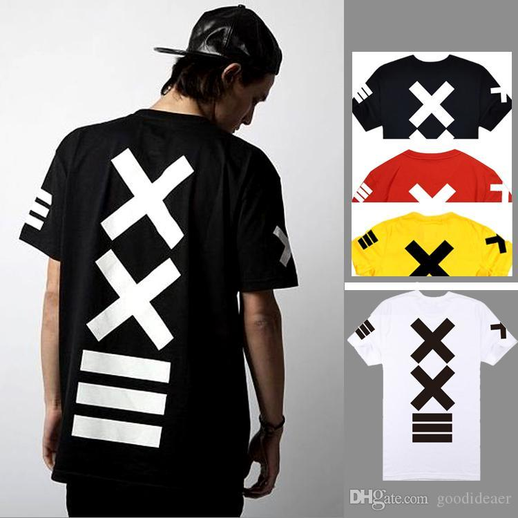 19ss New T- Shirts Sale Fashion PYREX VISION 23 Tshirt XXIII Printed T-Shirts HBA Tshirt New Tshirt Fashion T Shirt 100% Cotton 6 Color