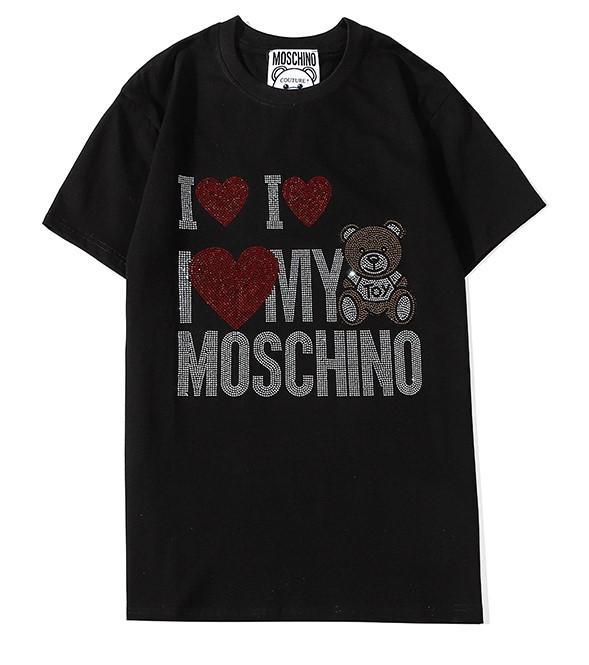 2020 Yüksek Kalite Erkek Tasarımcısı Tişörtlü Kadınlar Marka Tişörtlü Harf Baskılı Tişörtler İçin Lady Yaz Kazak Kısa Kollu Casual Gömlek 2032702Q