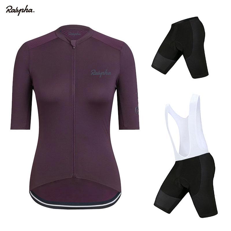 Raphaful Mulheres Ciclismo Jersey2020 verão respirável manga curta MTB Equitação Ciclismo Vestuário Senhora bicicleta Jersey