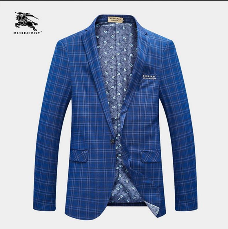 20SS Mens Blazer Personne de style britannique Mode Hommes Loisirs Hommes d'affaires Costume Marque Vestes Luxe formelle C1 B101593T Parka
