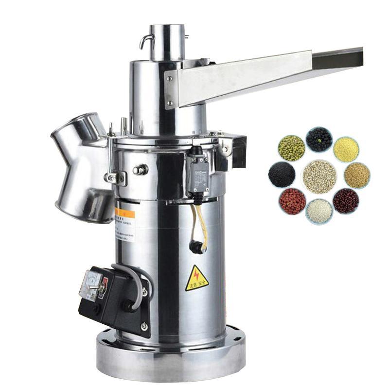 Elettrico tritatutto Mill Whole Bean Coffee Grinder Herb / spezie / cereali macchina per la frantumazione polvere secca Farina Maker 220V