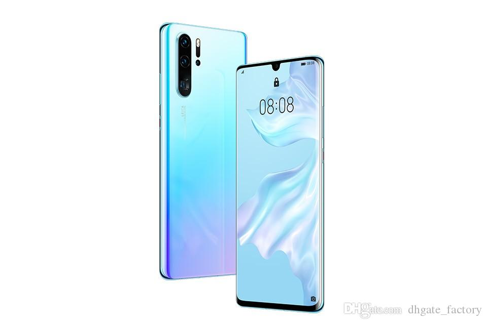 Goophone P30 Pro 6.5inch Android 9.0 Show 8GB 128GB Show 4G Lte 8MP Camera GPS Wifi 3G WCDMA هاتف ذكي مفتوح