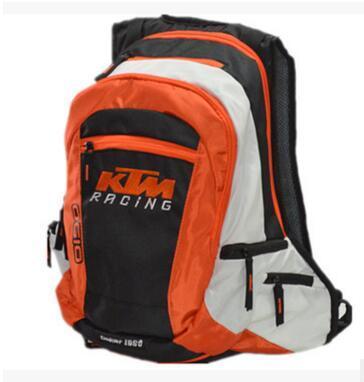 Marque Bags-KTM Sports Bags cyclisme sacs moto casques sacs KTM sac à bandoulière / ordinateur sac / sac de moto / bag2 couleurs