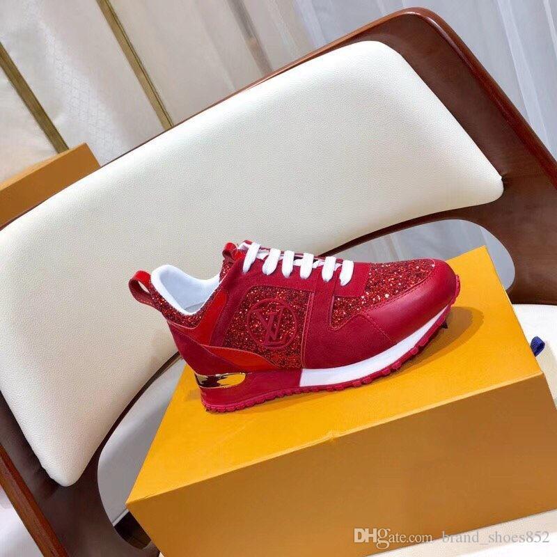 2020 nuova G1L di alta qualità degli uomini e delle donne di numero casuale scarpe sportive scarpe di cuoio modelli paio, moda scarpe basse selvatici, scatola 38-45