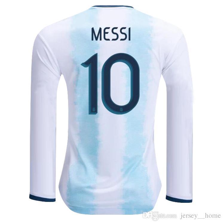 Soccer Jersey Argentina