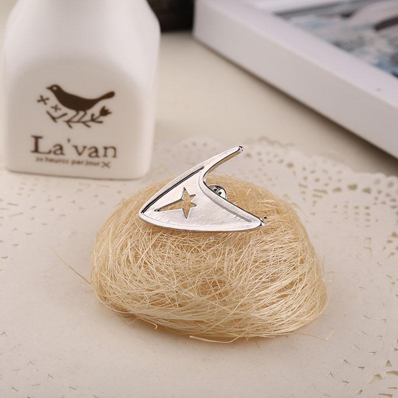 Bijoux de film Star Trek Broche Alliage Starfleet Division Badges Star Trek PIN pour les fans de bijoux cosplay