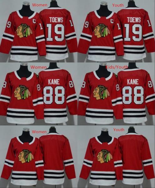 girls blackhawks jersey