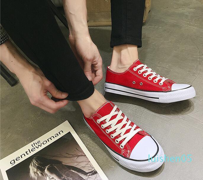 Calçado tênis Mulheres Homens estilo de moda de luxo designer sapatos clássicos sapatos de lona ocasionais Brandnew A fábrica Preço Promocional AI05