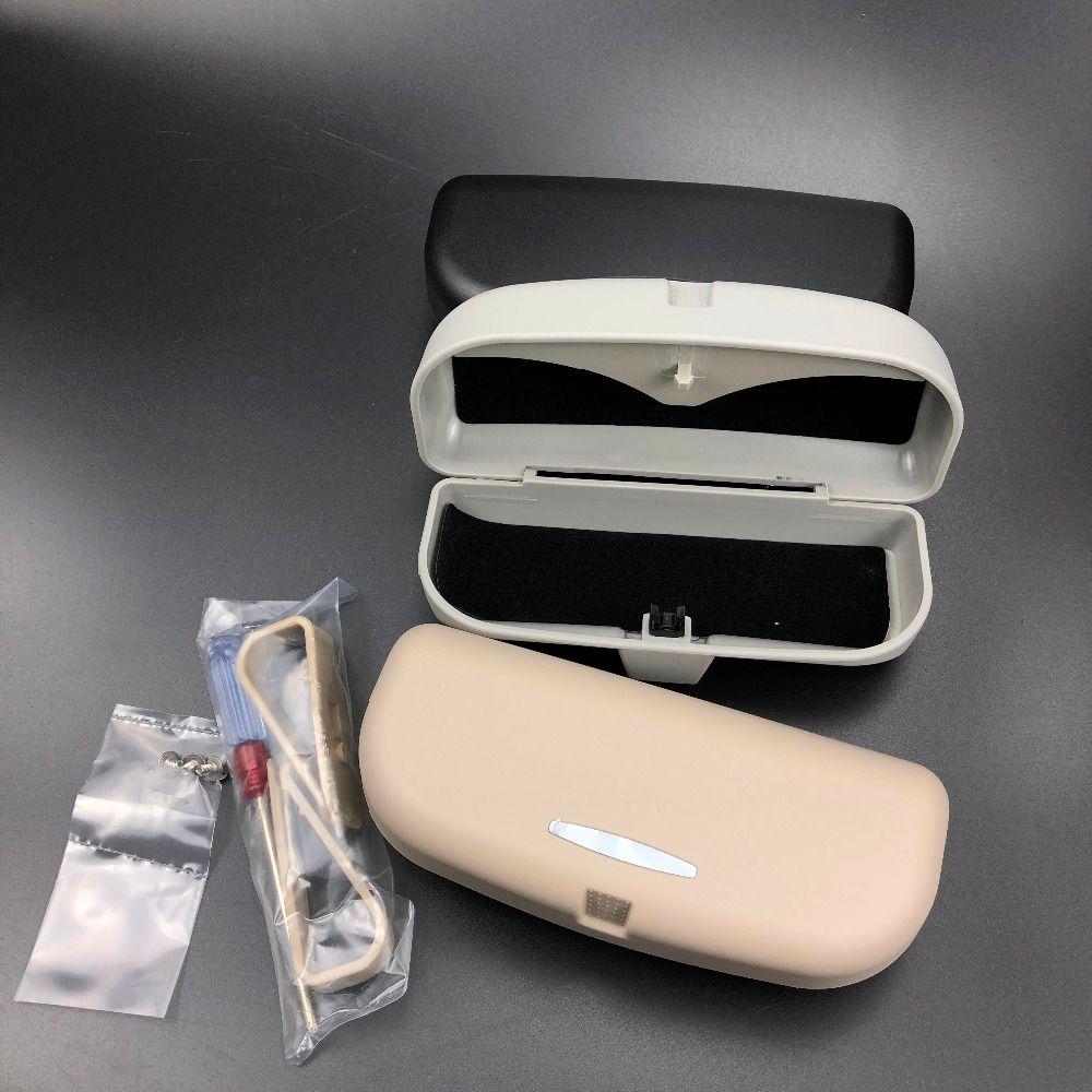 Автомобиль-стайлинг солнцезащитный козырек очки чехол для S40 S60 S70 S80 S90 V40 V50 V60 V90 XC60 XC70 XC90