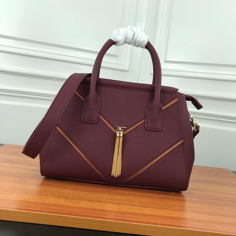 Sacs à main pour les femmes Grand sac rétro seau Designer Ladies épaule Sac à main en cuir de grande capacité Sacs Top-poignée de luxe Bonne qualité Type5