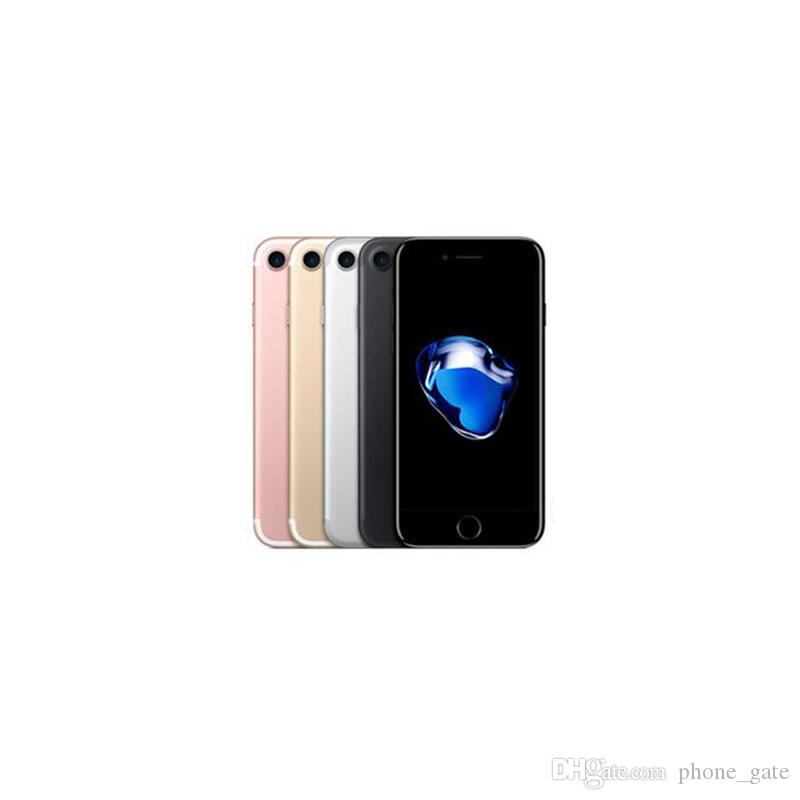 Apple iPhone 7 plus i7plus iphone 7 4G LTE Phone 2GRAM 32G/128GROM IOS 12.0MP With Touch ID Unlocked Original Refurbished CellPhone