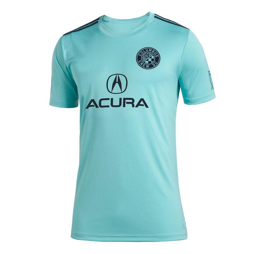 2020 MLS Columbus Mükamele Jersey futbol formaları futbol forması Mükamele futbol formaları Aktif erkekler formaları Erkek Tişörtler boyut S-4XL