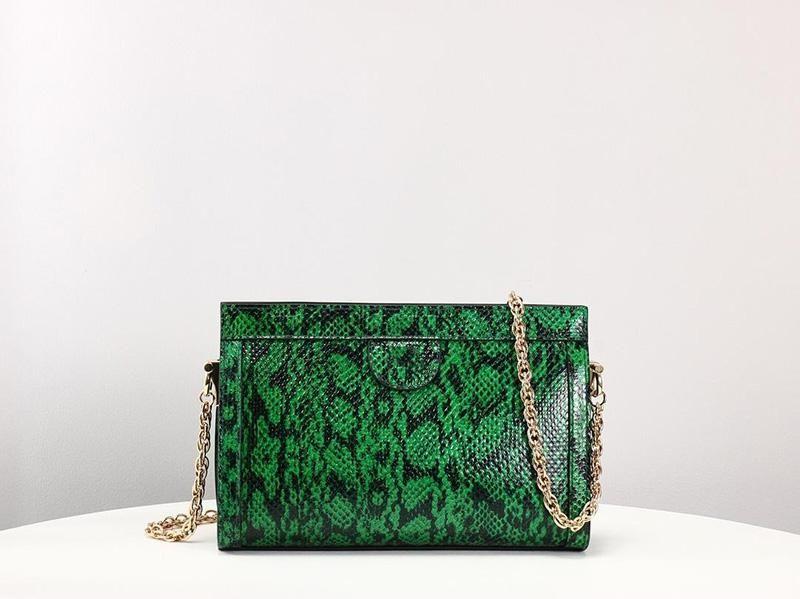 Дизайнер-сумки двойной аппаратный серпантин роскошный кошелек сумка высокое качество натуральная кожа женщины цепи плечо кошельки сумка